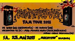 Funk Freaks @ Molotow Hamburg
